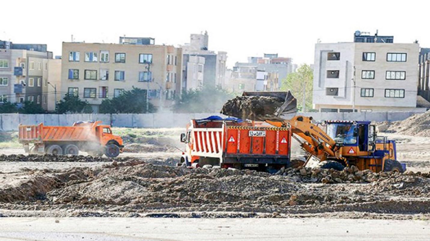 آغاز عملیات خاکبرداری تئاتر شهر مشهد