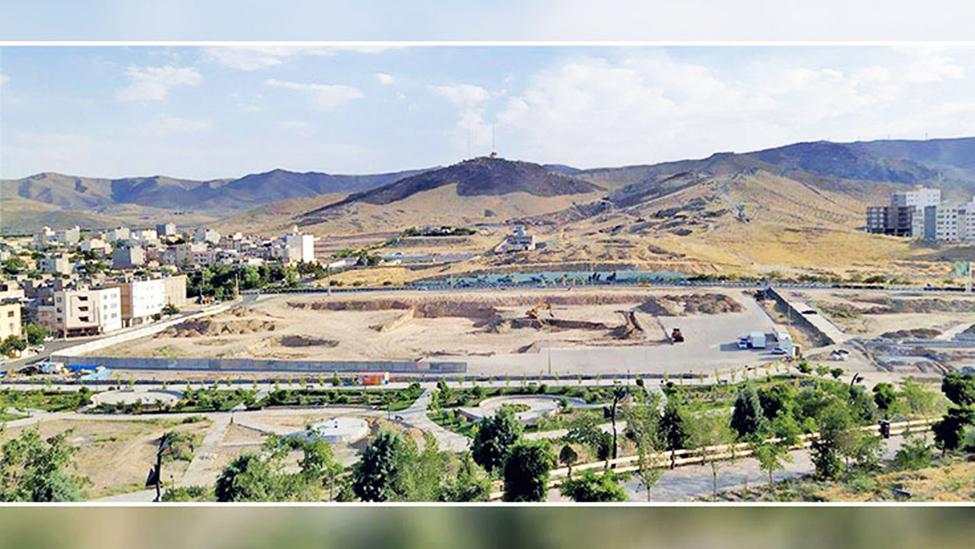 پروژه تئاتر شهر جدید الاحداث مشهد