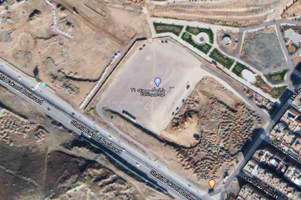آدرس پردیس تیاتر شهر مشهد