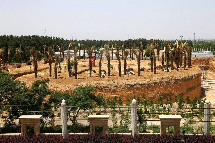 پروژه مجتمع گردشگری آفتاب مشهد