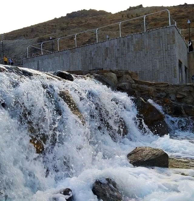 پارک کوهشار مشهد