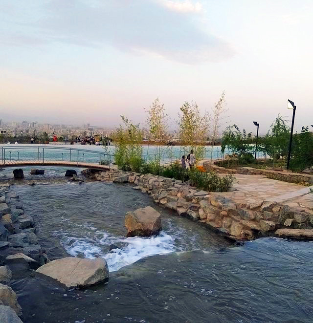 عکس کوه شار مشهد