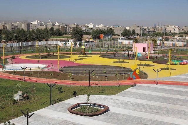 پارک مادر و کودک مشهد