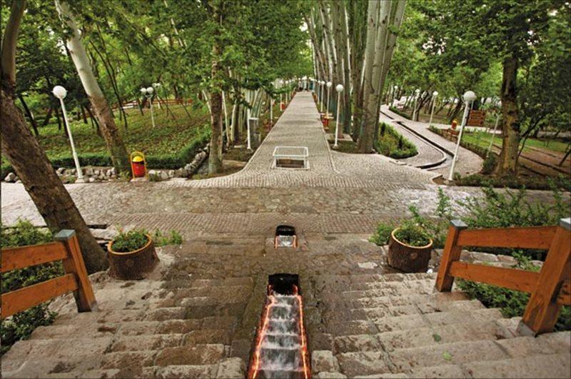 پارک جنگلی طرق در مشهد