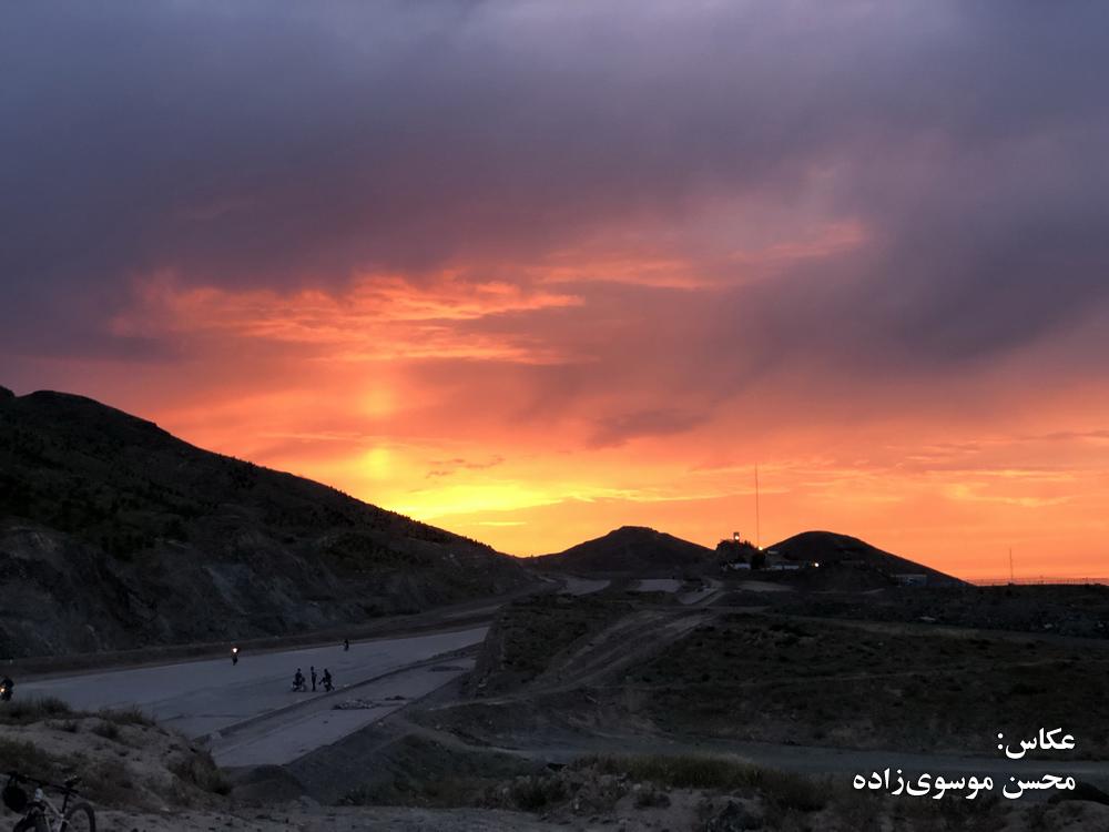 کوه پارک مشهد چیست؟