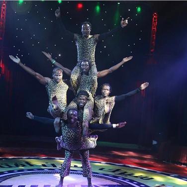 بلیط سیرک بین المللی افتاب مشهد