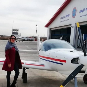 خرید بلیط پروازهای تفریحی فرودگاه گلبهار مشهد