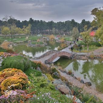 خرید آنلاین بلیط باغ گیاه شناسی مشهد